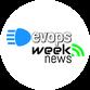 Logo devopsweeknews twitter
