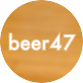 Bee47 text only logo