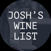Josh's Wine List