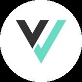 Vv icon v3 dark