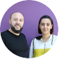 Startup Marketing+Growth by Tigran & Anna
