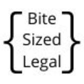 The Bite-Sized Legal Newsletter
