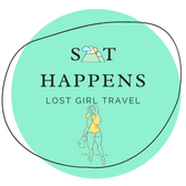 Weekly newsletter of Sh*t Happens - Lost Girl Travel