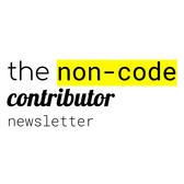The Non-Code Contributor
