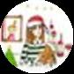 Pixie Weihnachtsapfelbaum