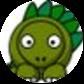 Friendly Quakersaurus ♿