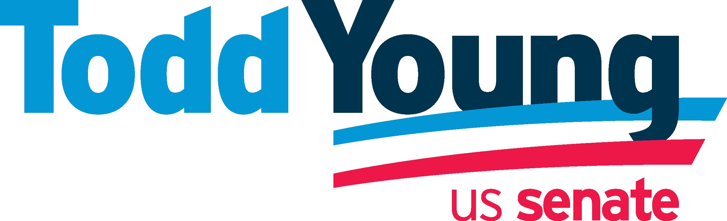 Young for senate logo