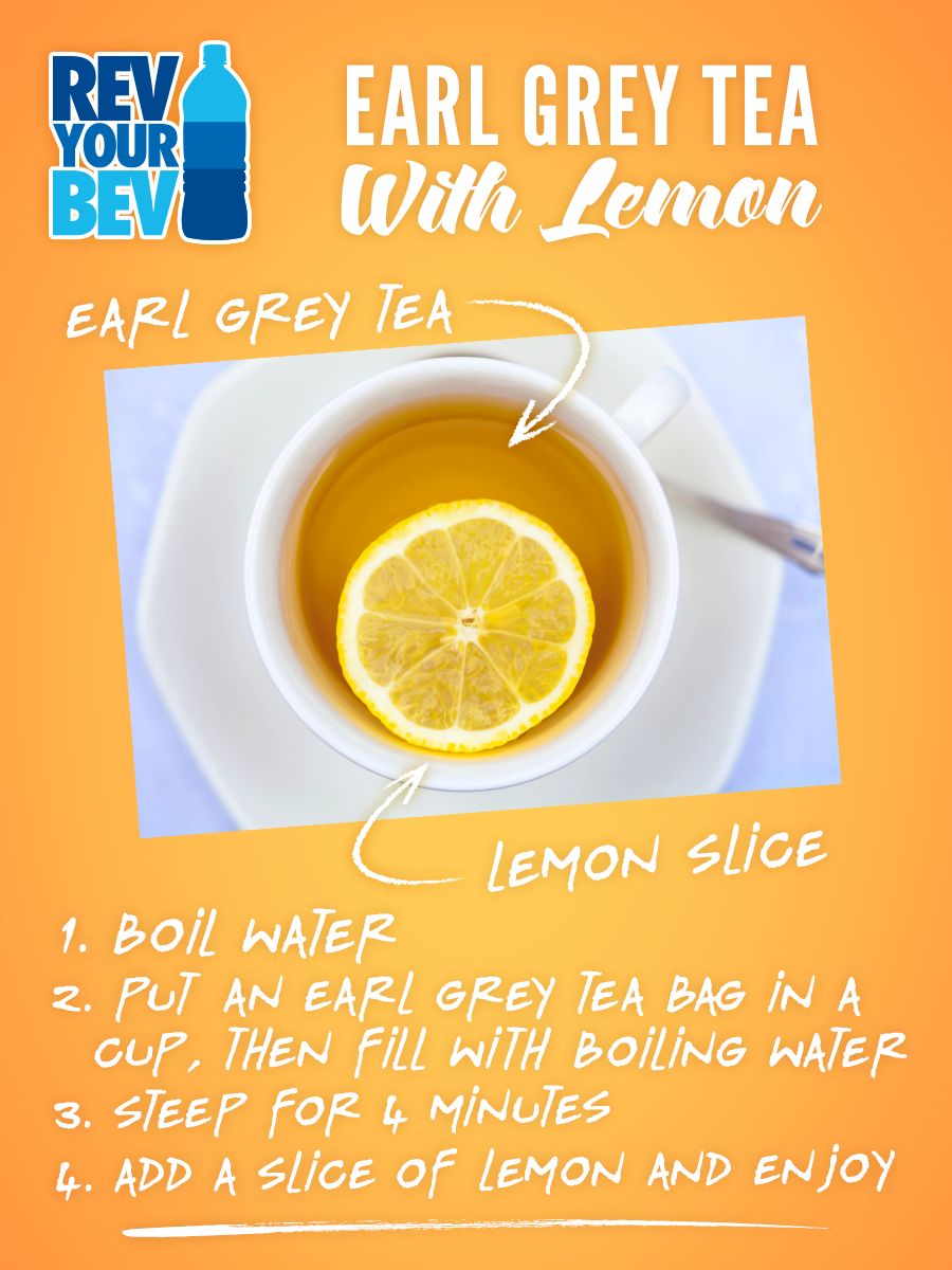 Earl Grey Tea Lemon