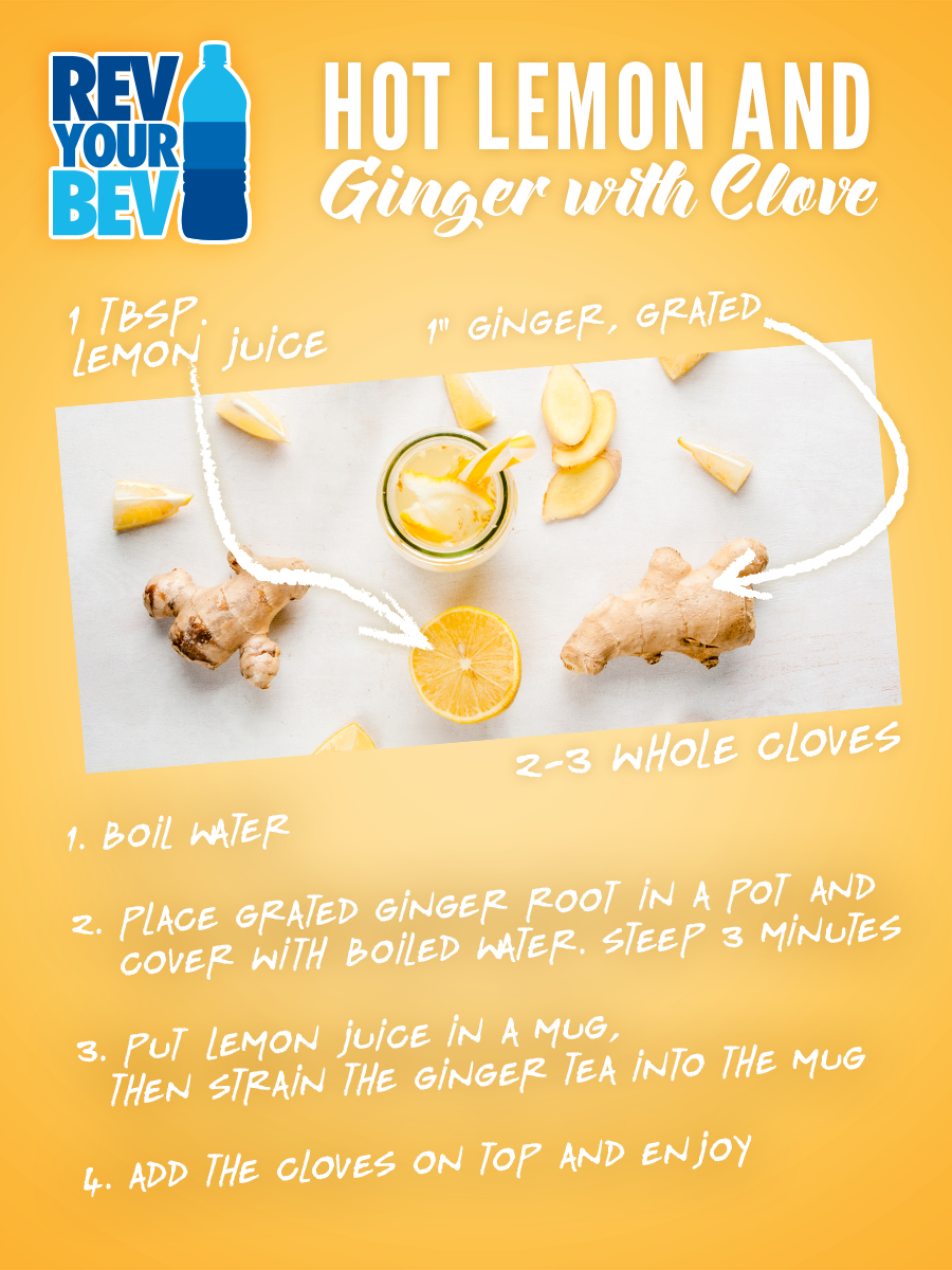 Lemon Ginger Clove