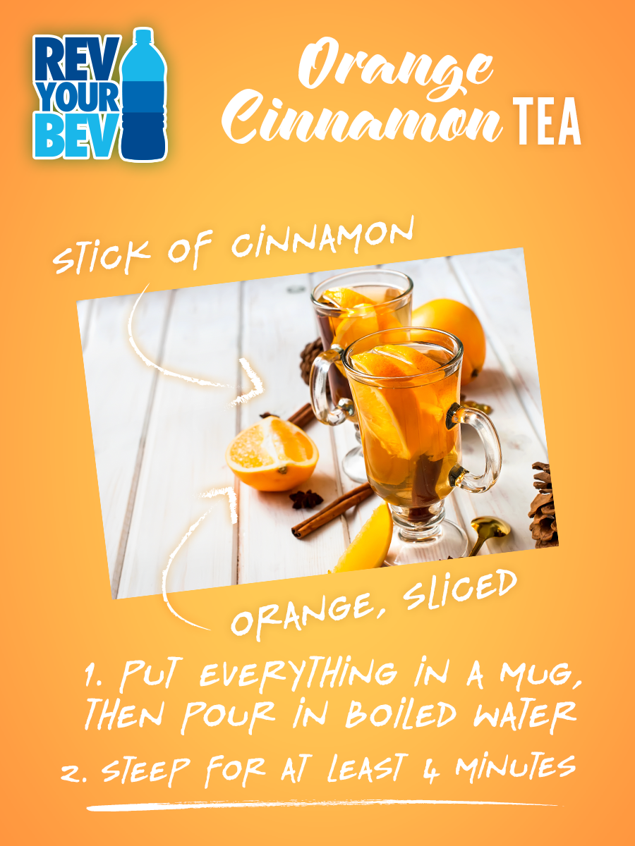 Orange Cinnamon Tea