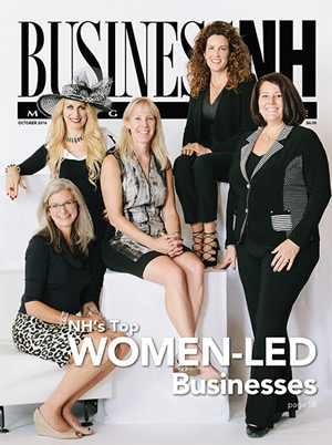 Business NH Magazine cover