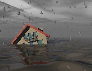house flooding