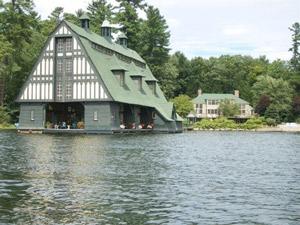 Swallow Boathouse
