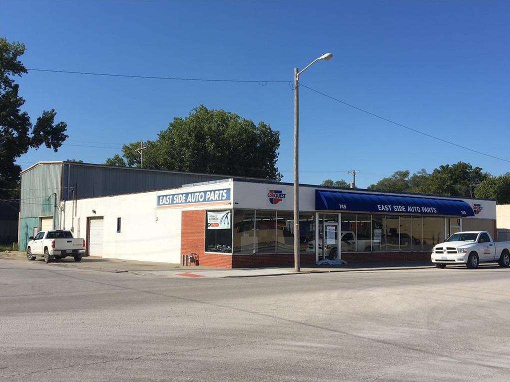 Photo of 745 Kansas Avenue Kansas City KS 66105