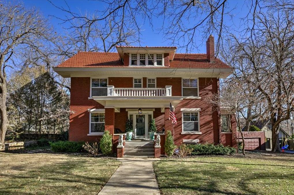 Photo of 5431 Wyandotte Street Kansas City MO 64112
