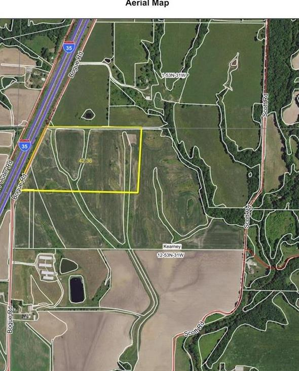 Photo of tract1 Bouge Road Holt MO 64048