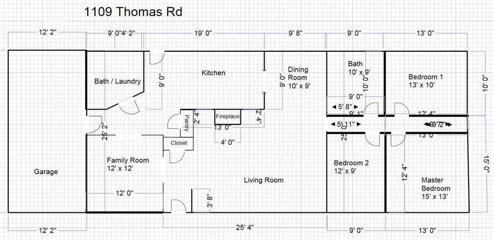 Photo of 1109 Thomas Road Pomona KS 66076