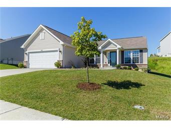 Photo of 525 Crystal Stream Drive Wentzville MO 63385