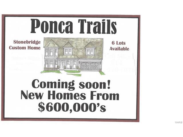 Photo of 0 Ponca Trail Kirkwood MO 63122