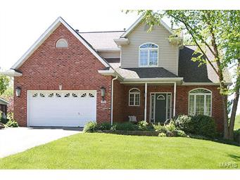 Photo of 1332 Gerber Woods Drive Edwardsville IL 62025