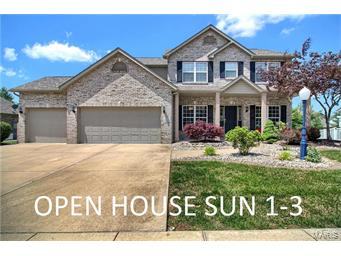 Photo of 3328 Piazza Lane Edwardsville IL 62025