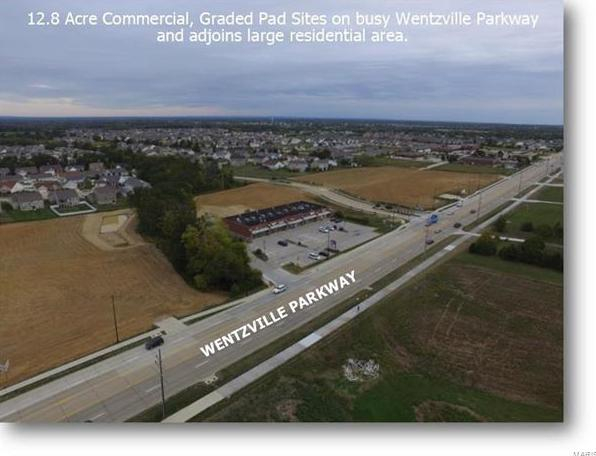 Photo of 0 12.8 Ac Wentzville Parkway Wentzville MO 63385