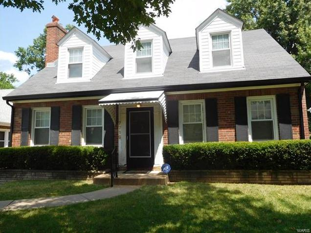 Photo of 7719 Saint Albans Avenue St Louis MO 63117