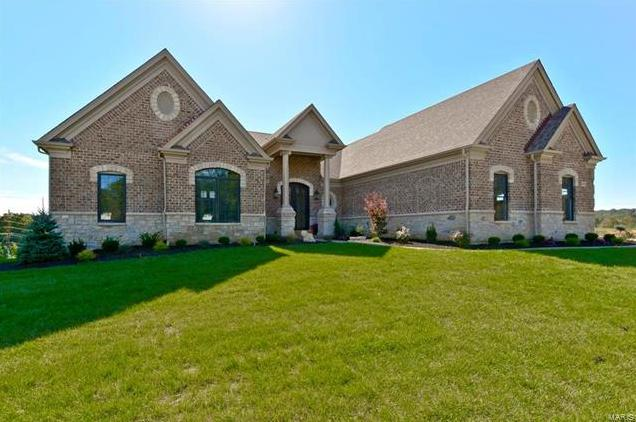 Photo of 1064 Wilmas Farm Drive, Lot 19 Chesterfield MO 63005