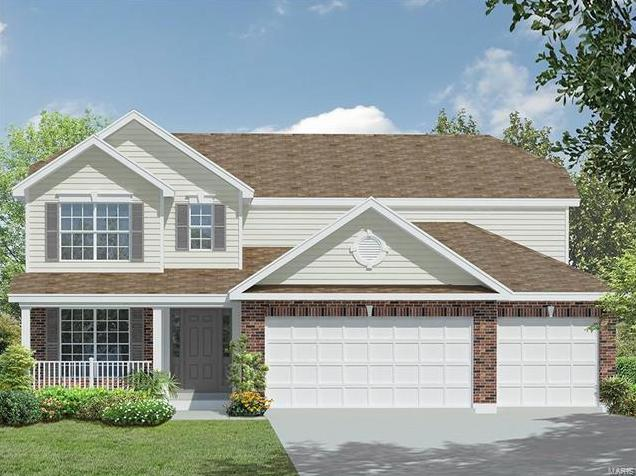 Photo of 243 Turning Mill Drive Wentzville MO 63385