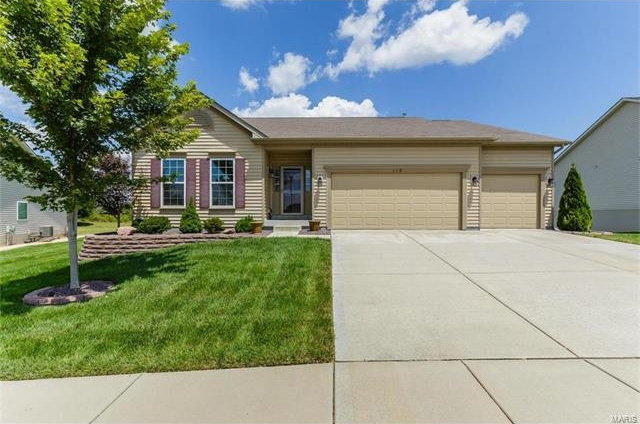 Photo of 119 Wilmer Valley Drive Wentzville MO 63385