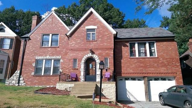 Photo of 7241 Canterbury Drive St Louis MO 63121