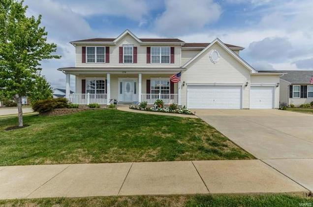 Photo of 124 Bear Claw Drive Wentzville MO 63385