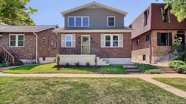 Photo of 5438 Loughborough Avenue St Louis MO 63109