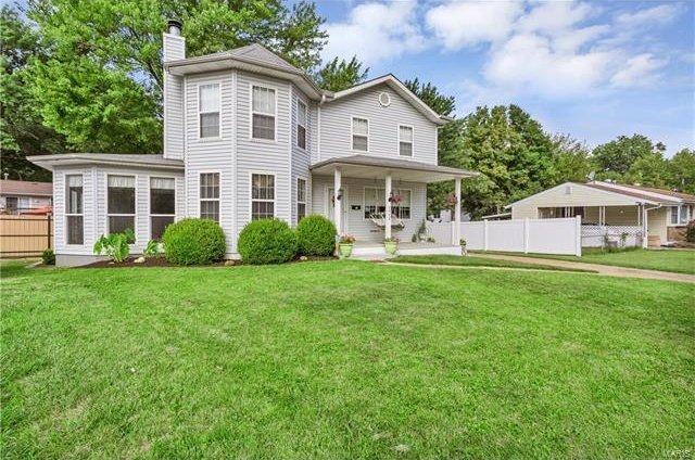 Photo of 3908 Crosby St Louis MO 63123