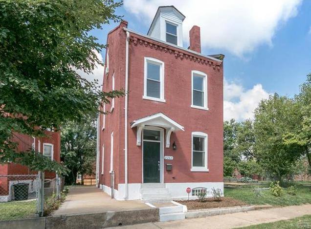 Photo of 2263 Missouri Avenue St Louis MO 63104