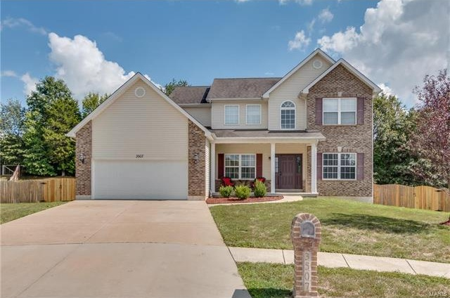 Photo of 3507 Bedford Falls Court Wentzville MO 63385
