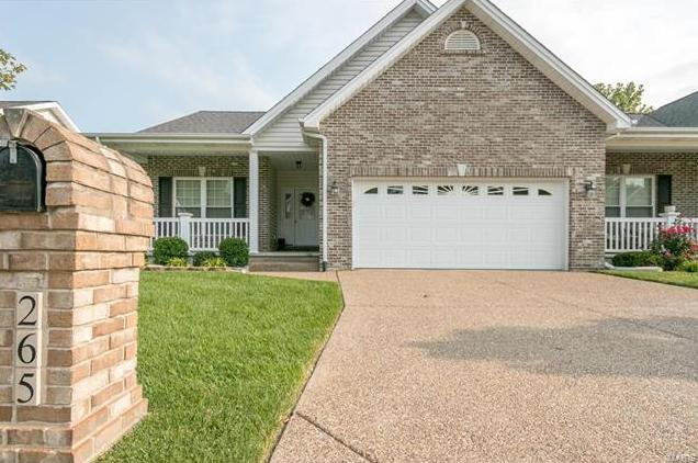 Photo of 265 Strayhorn Drive St Peters MO 63376