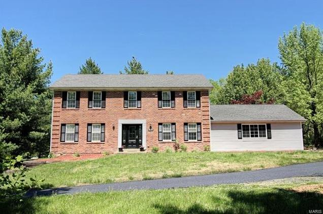 Photo of 17570 Old Jamestown Road Florissant MO 63034