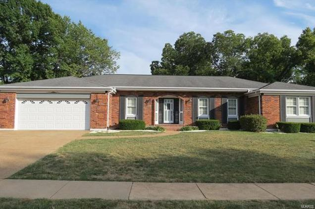 Photo of 5328 Zamora St Louis MO 63128