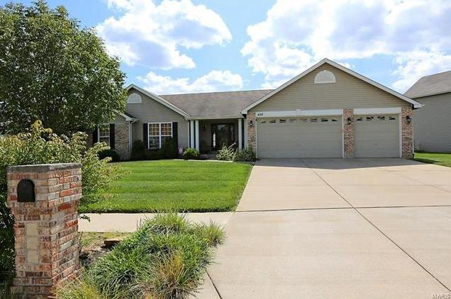 Photo of 426 Stone Park Drive Wentzville MO 63385