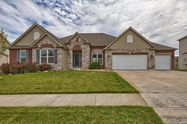 Photo of 907 Concord View Circle St Peters MO 63376