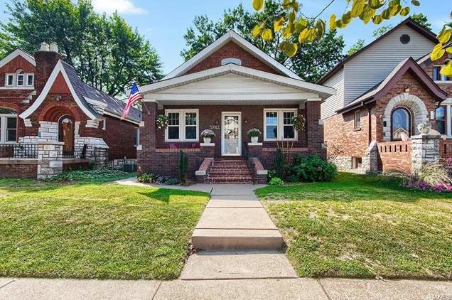 Photo of 5742 Milentz Avenue St Louis MO 63109