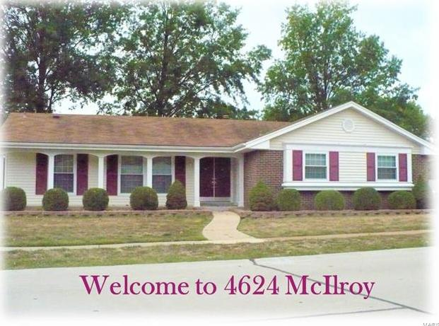 Photo of 4624 McIlroy Drive St Louis MO 63128