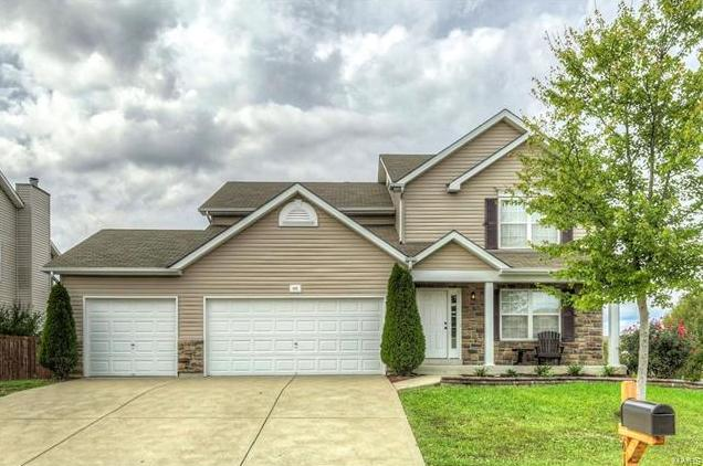 Photo of 615 Goose Creek Drive Wentzville MO 63385