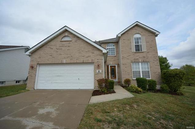 Photo of 1 Alviston Court O'Fallon MO 63366