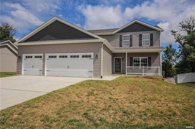 Photo of 2160 Meadow Grass Drive Pacific MO 63069