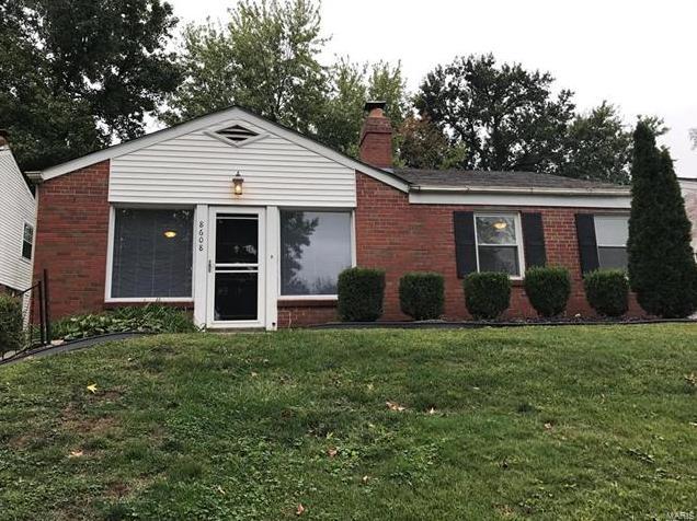Photo of 8608 White Avenue St Louis MO 63144