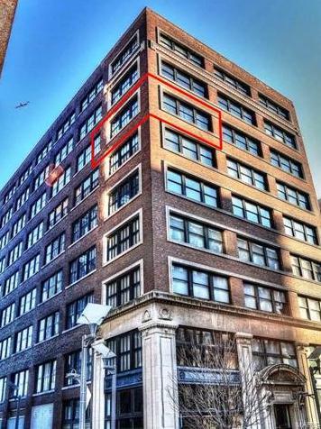 Photo of 1619 Washington Avenue, 704 St Louis MO 63103
