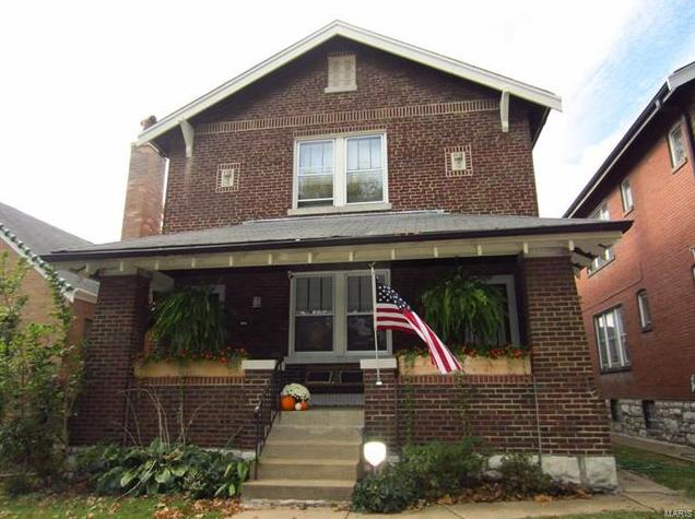Photo of 3916 Dover Place St Louis MO 63116