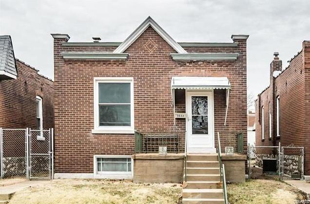 Photo of 5033 Newport Avenue St Louis MO 63116